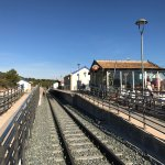 Calpe station - currently end of the line north