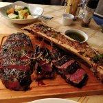 Amazing meat board
