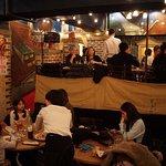 Cafe La Boheme Omotesando Foto