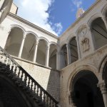 Stairs in Rector's Palace