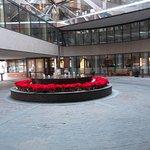 Atrium at the Bostonian