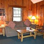 Foto de Mitchell's Lodge & Cottages, Inc.