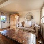 Garden Room Lounge a mile from Blakeney