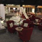 Eingangsbereich / Lobby mit schöner Deko