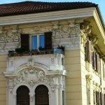Kamer 434 - mooie Romeinse bouwstijl zichtbaar bij de overbuurman