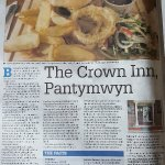 A lovely review by a North Wales publication