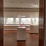 One of the Many Glass Art Display Rooms