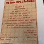 The Meers Store And Restaurant Foto