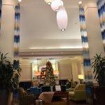 Hotel lobby- btw, smells wonderful when you walk in!