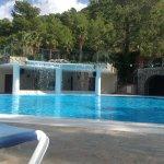 the lower main pool