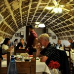 Restaurant Al Vecchio Mulino, Alghero,Sardinia