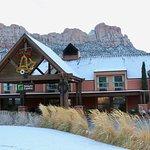 Foto de Holiday Inn Express Springdale - Zion Natl Pk Area