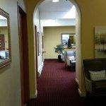 4th floor lobby area