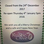 ภาพถ่ายของ The Rustic Olive