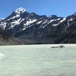 Hooker Valley Track Photo