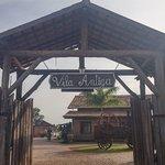 entrada da vila antiga