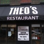Front of Theo's