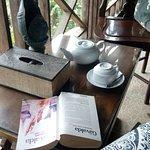 Un après-midi lecture avec la brise et un earl grey