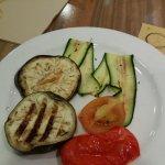 Le verdure grigliate