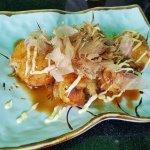 Okonomiyaki octupus balls