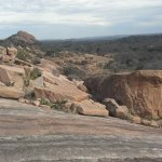 Photo of Enchanted Rock Fissure