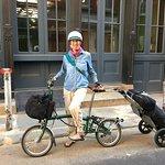 Bike-friendly hostel - free indoor bike storage