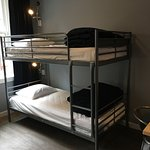 Private room with bunk beds