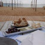 Foto de Cabanas Beach Restaurant