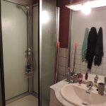 Salle de bain avec douche !!!