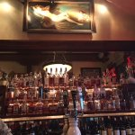 Small bar, big whisky selection for wine country