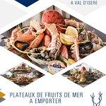 Vos plus beaux plateaux de fruits de mer prêts à déguster à Val d'Isère