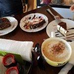 Friendly european café in Melbourne