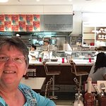 Loved both our meals (lunch & breakfast) at Federal Deli in Auckland.