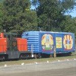 Essex Steam Train & Riverboat Bild