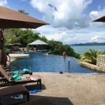 View To Pool Bar