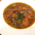 Papa Geno's Chicken Noodle Soup