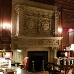 The Library of the Cosmos Club