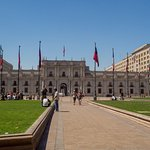 Free Walking Tour of Santiago Foto