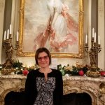 Relaxing In One of the Drawing Rooms of the Cosmos Club