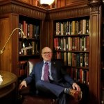 Enjoying the Private Members' Library of the Cosmos Club