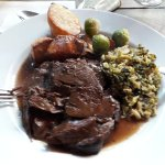 The venison shoulder with parsnips 2