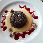 Christmas pudding 1