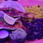 Parrot Key - blackened fish tacos