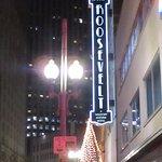 Roosevelt Hotel entry