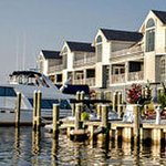 Foto de St. Michaels Harbour Inn, Marina & Spa