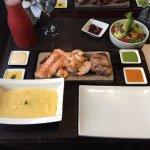 Foto de Uchu Peruvian Steakhouse