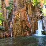 Günpınar Şelalesi gölü