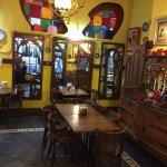 Cafe Truva Royal Mile Bild