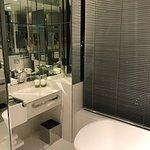 Gorgeous and spacious master bathroom
