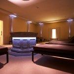 Entspannen Sie im Tempel des Lichtes